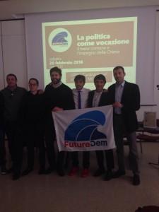 Milano, 20 febbraio 2016 FutureDem